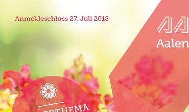 Blumenschmuckwettbewerb 2018